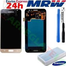 PANTALLA Original para Samsung Galaxy J3 2016 J320F J320FN Dorada Oro Display