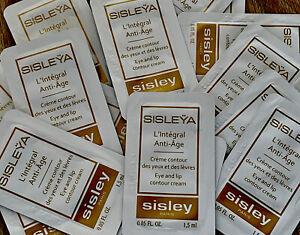 SISLEY - SISLEYA L'INTEGRAL ANTI-AGE Crème Contour des Yeux et Lèvres / 15 ml
