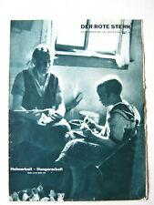 """""""Der Rote Stern"""" Dezember 1931 Nr 24_Illustrierte Arbeiterzeitung der KPD"""