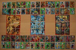 Lego Ninjago Serie 5 Trading Card Game aus allen 252 Sammelkarten aussuchen NEU!