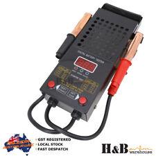 Digital Battery Load Tester 12V 125 AMP Max. 1000 CCA LED Battery Test