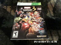 Marvel Vs. Capcom 3 (XBOX 360) Instruction Manual Booklet Only.. NO GAME
