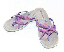 Skechers Memory Foam Reggae Slim-Hula Flip Flop Sandals Women's SZ 8/8.5