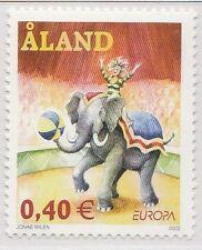 2002 Aland 208 Europa CEPT - Het Circus