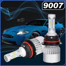 OSLAMP 252W 9007 HB5 LED Headlight Conversion Kit Lamp Bulbs High+Low beam 6000K