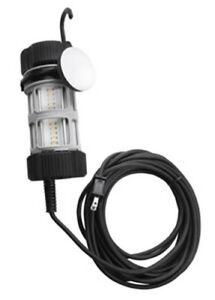 "Steelman 96877 7"" LED Bump-Lite with Clip-On Magnet, Work Light"