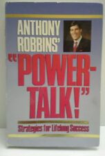 Anthony Robbins Power Talk Volume 3 2 Audio Cassette Tapes 1993