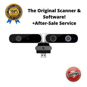 3d Scanner Z17or For 3d Printer Handheld Body Face Object Scan Modeling Software