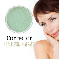 Green Mineral Makeup Corrector for Redness Rosacea by NCInc 20ml 6g FAST POST