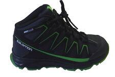 Salomon MASCOTA Mid  KIDS BOYS GIRLS WINTER Hiking Boots SIZE C10.5 (29)