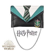 Slytherin Clutch Purse, Harry Potter, Danielle Nicole, Wizarding World, Hogwarts