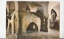 BF21784 la crypte saint philbert dans l eglise de noir  france  front/back image