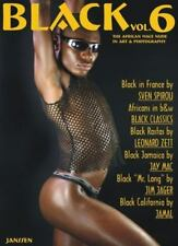 Black: The African Male Nude in Art Photography - Volume 6 by ed. Volker Jassen
