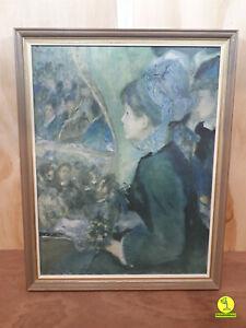 Pierre-Auguste Renoir [Premiere Sortie] professionally framed print