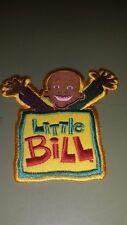 nick jr. little bill iron on patch