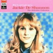 What The World Needs Now - Jackie Deshannon (2000, CD NIEUW)