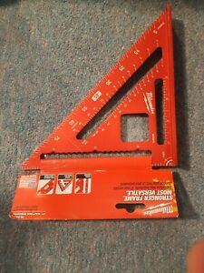7 inch Rafter Square carpentry Milwaukee MLSQ070