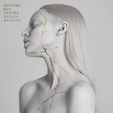 Nothing but Thieves Broken Machine CD Ts09 040