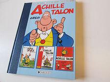 BD - Intégrale - Collection OMNIBUS - Achille Talon - Tome 1 - EO - 1984
