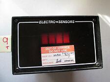 USED ELECTRO SENSOR SSA-50P 115 VAC (4-20mA)  (189-1)