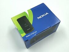 Nokia fold 2720 téléphone portable débloqué sans sim fold flip gros bouton bleu