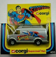 NEW Vintage Corgi 435 SUPERMAN VAN