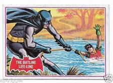 1966 Batman Red Bat (7A) The Batline Life-Line - Very Good
