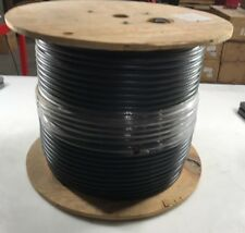 Time Fiber Communications RG6 1000 ft cable Messengered, Aerial