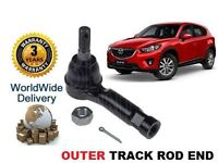 FOR MAZDA CX5 2.0 2.2 DT 2011 >ON OUTER TRACK TIE ROD END LEFT / RIGHT SIDE