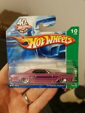 Hotwheels 64 buick riviera treasure hunt