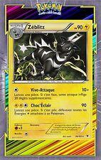 Zéblitz - NB03:Nobles Victoires  - 36/101 - Carte Pokemon Neuve Française