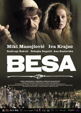 BESA (SERBIAN FILM) SERBIAN AUDIO WITH ENGLISH SUBS DVD Srdjan Karanovic