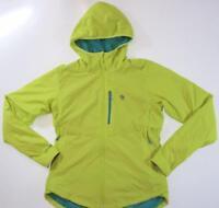 Mountain Hardwear Women's M Skypoint Hooded Jacket Fresh Bud Green medium