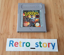 Nintendo Game Boy Turrican PAL
