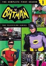 Batman: The Complete First Season (DVD, 2014, 5-Disc Set)