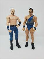 WWE Vaudevillians Mattel BattlePack Wrestling Action Figure