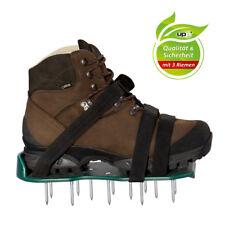 UPP Rasen-Lüfter-Schuhe 1 Paar / Nagelschuhe / Rasenbelüfter / Rasenlüfter