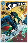 Superboy 30 Signed Karl Kesel Autographed DC Knockout Combined Shipping