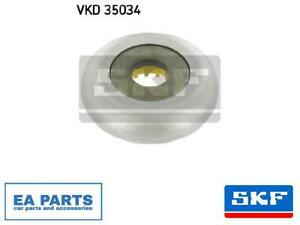 2x Anti-Friction Bearing, suspension strut support mounting SKF VKD 35034