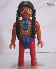 PLAYMOBIL PLAYFIGURE Native American , Indian, Western