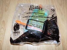 McDonald's McPlay Peter Rabbit Foosball Game Happy Meal Toy #4 2018 New