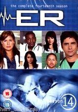 ER (EMERGENCY ROOM), Staffel 14  (Season 14) 3 DVDs NEU+OVP U.K.