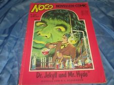 Noco Novellen - Comic Nr. 2 , Dr. Jekyll und Mr. Hyde , dt. Comics Auflage 1972