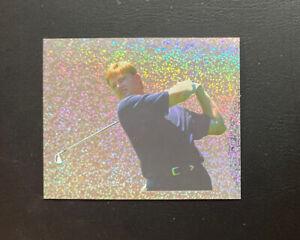 Ernie Els ROOKIE Sticker Merlin Sky Sports 1996 #154