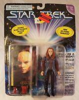 Seska as a Cardassian Star Trek The Next Generation 1997 Playmates Action Figure
