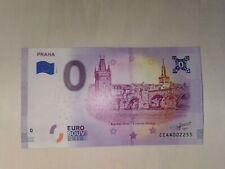 0 Euro Schein Tschechien Česko Czech 2019 Praha Prague Prag Karlsbrücke RAR