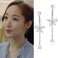 STONE HENGE K1150 EARRINGS Whats wrong with secretary kim tvN Drama Kpop Arafeel