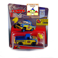 CARS Personaggio DEXTER HOOVER in Metallo scala 1:55 by Mattel Disney Pixar