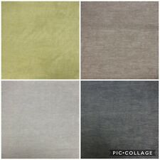 SUEDE-LIKE High Quality Soft Streak Upholstery & Crafts Fabric Cushions Curtains