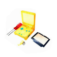 Replacement Shell Case With Screwdriver Tool For Nintendo Game Boy Advance SP